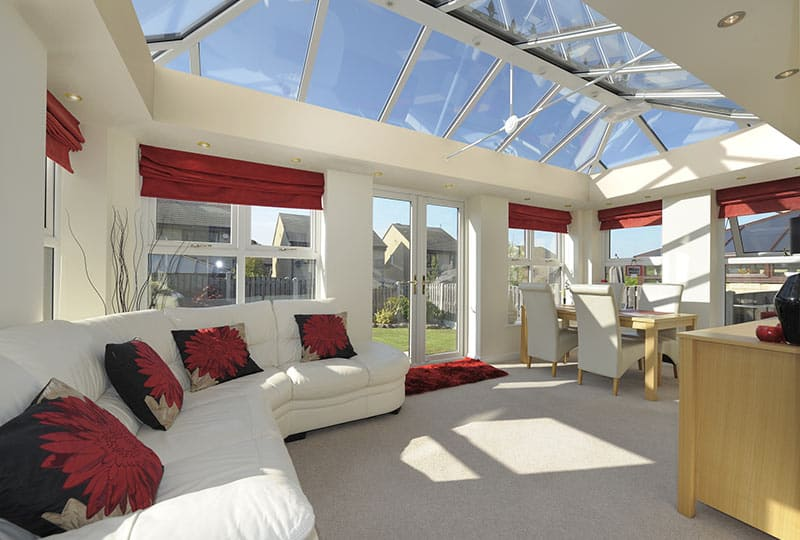 Glass Roof Conservatories, Southampton, Winchester, Eastleigh