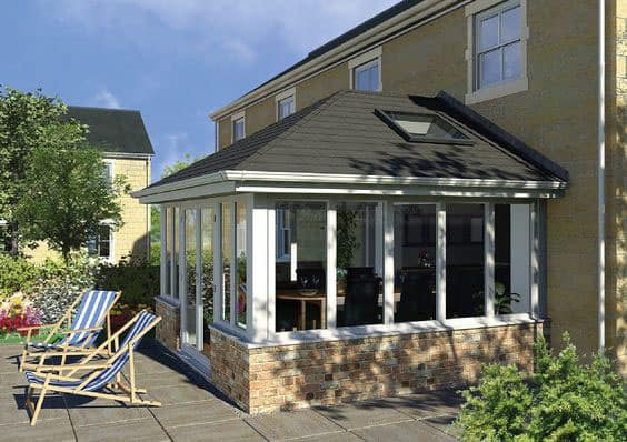 Solid Roof Conservatories, Winchester, Southampton, Eastleigh