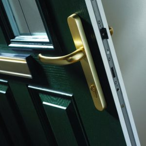 Door Finishes – Locking Detail